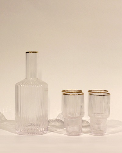 Gold line bottle and cup set(정상가 68,000원)