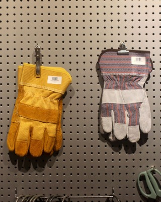 Safety gloves_leather