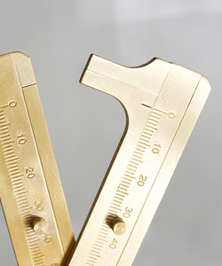 Real Blass Vernier Calipers