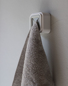 X - towel hook