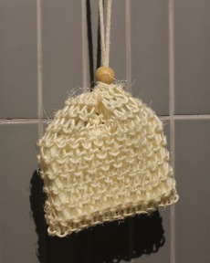 Sisal soap net