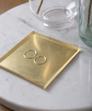 Real Brass Plate